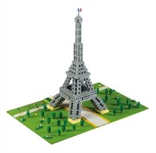 Monuments - Editions limitées - Tour Eiffel - Niv. 5* - Giftbox XL
