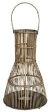 HC1 BXB Lanterne bamboo Hayley S - Ø:30x69cm #