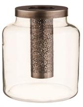 HC1 BXW16 Photophore lanterne Jar M#