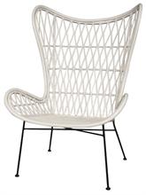 HC4 BXNB Chaise lounge Talita Blanc - 74x87x78cm TPS30_2%#