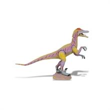 GW Jurassic Action - Figurine amovible - Velociraptor