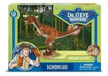 GW Collection Dinosaures - Figurine en boîte fenêtre - Deinonychus