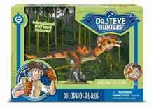 GW Collection Dinosaures - Figurine en boîte fenêtre - Dilophosaurus