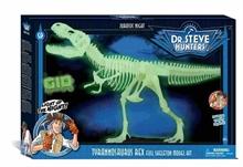 GW Jurassic Night - Fluoresent - Tyranosaure XL