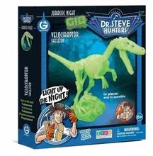 GW Jurassic Night - Fluoresent - Velociraptor