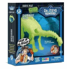 GW Jurassic Night - Fluoresent - Apatosaurus
