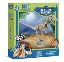 HC4 GW Kit Excavation Dinosaures - Velociraptor #