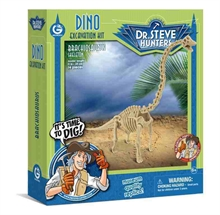 GW Kit Excavation Dinosaures - Brachiosaure