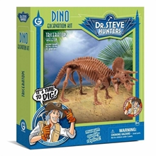 HC4 GW Kit Excavation Dinosaures - Triceratops #