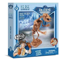 GW Kit Excavation Age de glace - Ours des cavernes
