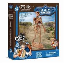 GW Femmes des Cavernes Kit Excavation - Australopithèque Afarensis #