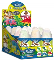 GW Jurassic eggs - Dino Strech - 12 Ôufs en display