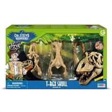 GW Tyranosaure - Tete de T-rex (machoire amovible)