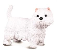 Figurine - West Highland white terrier - M