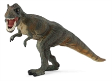 Figurine - T-Rex vert - L