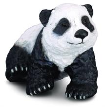 HC4 - Figurine - Bébé panda géant (assis) - S - #