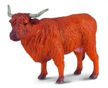 Figurine - Vache Highland - L