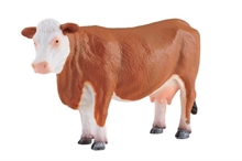 Ferme - Vache Hereford - L