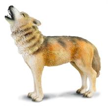 A. des bois - Loup des bois qui hurle - M