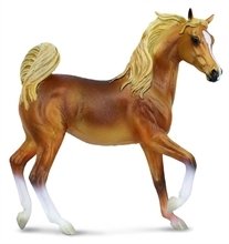 Figurine - Pure-sang Arabe Golden Chestnut - XL