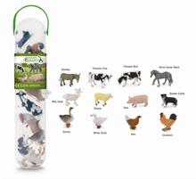 Fermes - Mini animaux de la ferme en boîte V1