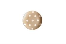 HC4 DSH Assiette à pain Gros Pois Ficelle - 17cm# #