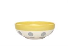 HC4 DSH Bol à céréales Reverso Gris int. curry  - 16,5cm #