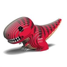 Puzzle 3D Eco - Dino - Tyranosaure