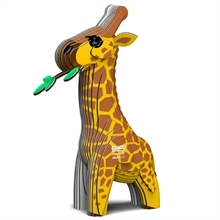 Puzzle 3D Eco - A. Sauvages - Giraffe - Nouveau Packaging