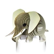 Puzzle 3D Eco - A. Sauvages - Eléphant