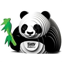 Puzzle 3D Eco - A. Sauvages - Panda