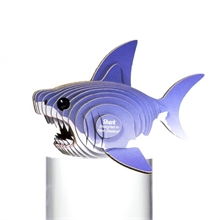 Puzzle 3D Eco - A. des mers -  Requin