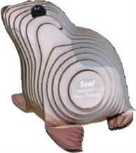 Puzzle 3D Eco - A. Sauvages - Aigle - Nouveau Packaging