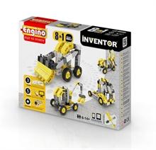 Inventor - 8 Modèles Véhicules de chantier