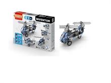 Inventor - 12 Modèles Avions & Hélicoptères
