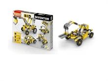 Inventor - 16 Modèles Véhicules de chantier