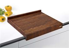 CHEFS TOP Planche de travail Thermo frêne debout - 60x50x7cm