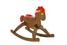 Cavallino - Cheval à bascuel  en bois