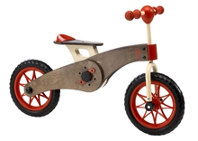 Magic wheels - 2en1 Draisienne et Tricycle en bois