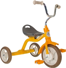 ''10'' Tricycle Super Touring Road Work - Orange - 2/5 ans''