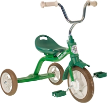 ''10'' Tricycle Super Touring Primavera - Vert - 2/5 ans''