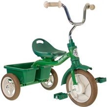 ''10'' Tricycle Transporter Primavera - Vert - 2/5 ans''