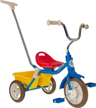 ''10'' Tricycle Passenger Colorama - Bleu - 2/5 ans''