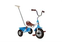 ''12'''' Tricycle Racing Monaco - Pneu PU - Blanc/Bleu''