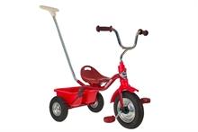 ''''''12'''' Tricycle Racing Monza - Pneu PU - Rouge''''''