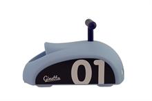 Ginetta - Porteur Int/Ext - Bleu ciel - 1/4 ans