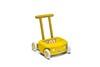 Roberto - Chariot de marche jaune