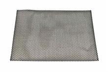 Set de table Plaited Noir/Argent - 30x45cm