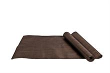 Chemin de table bronze - 45x150cm