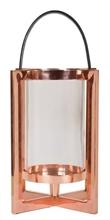 HC1 LSB Lanterne Grimaldi Cuivré - S 29x29x35cm#